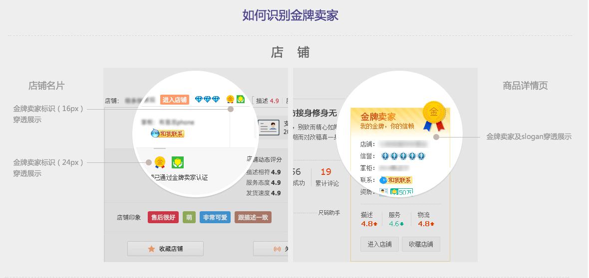 วิธีดูความน่าเชื่อถือ / เลือกร้านของร้านค้าจีน ใน taobao 1688 เเละ TMALL